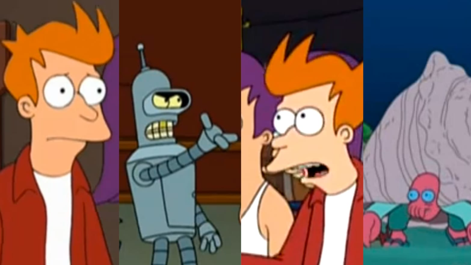 Bender dating service Futurama