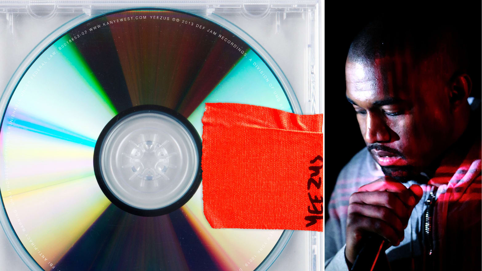 Praise 'Yeezus': Kanye West's New Album is an Eclectic Tour
