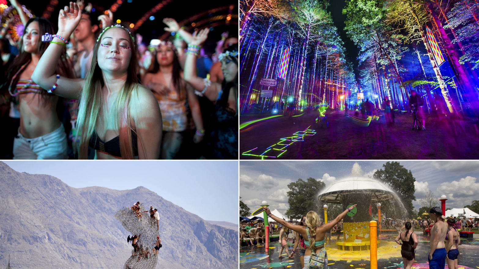 18 Best U.S. Summer Music Festivals: From Bonnaroo to EDC (PHOTOS)