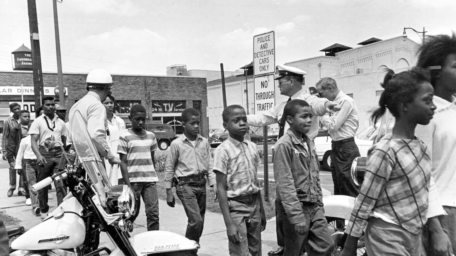 How the Children of Birmingham Changed the Civil-Rights Movement