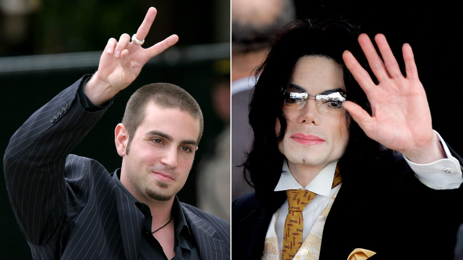 Behind The Michael Jackson Bombshell How A Staunch Defender