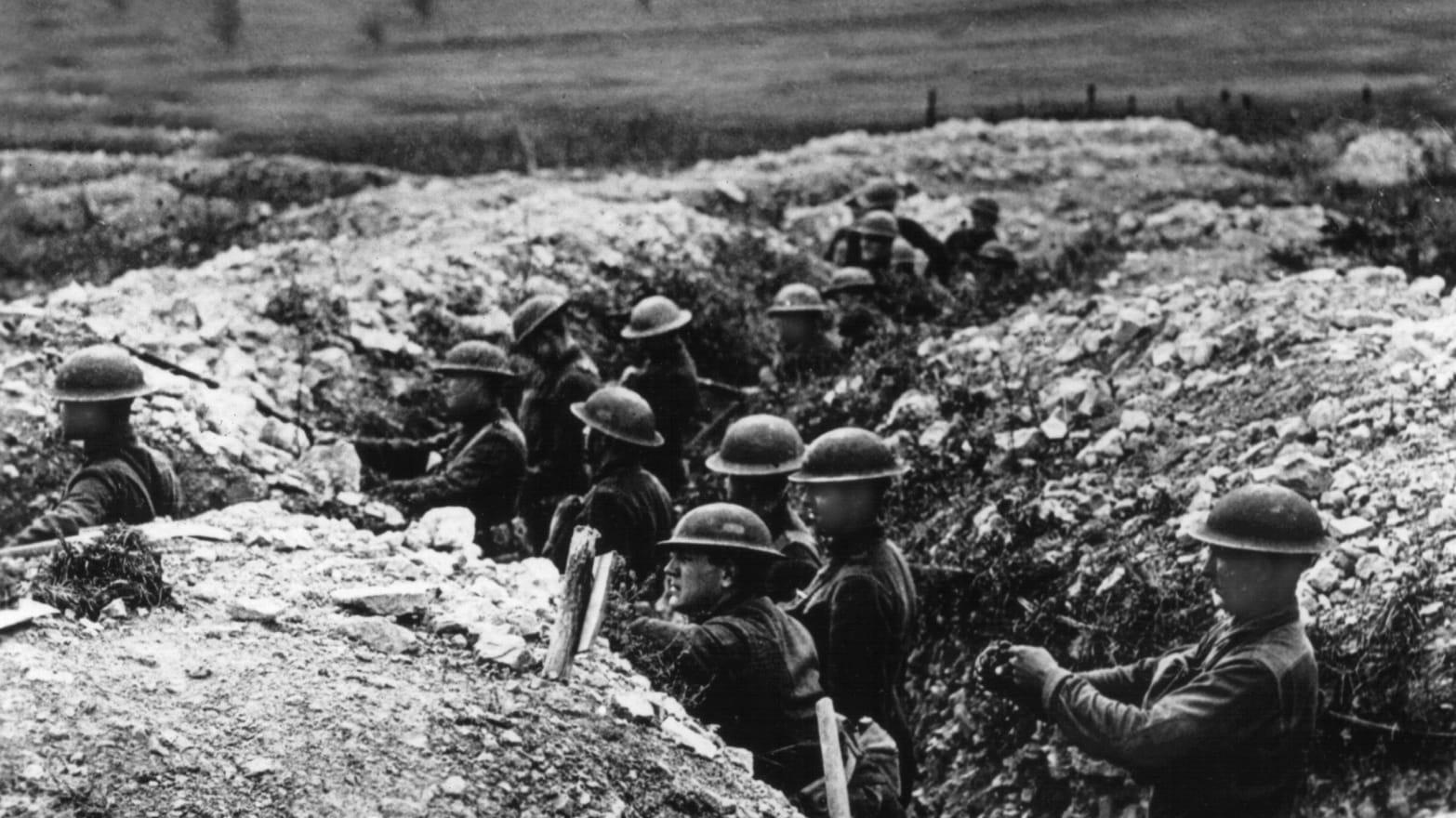 who won world war 1
