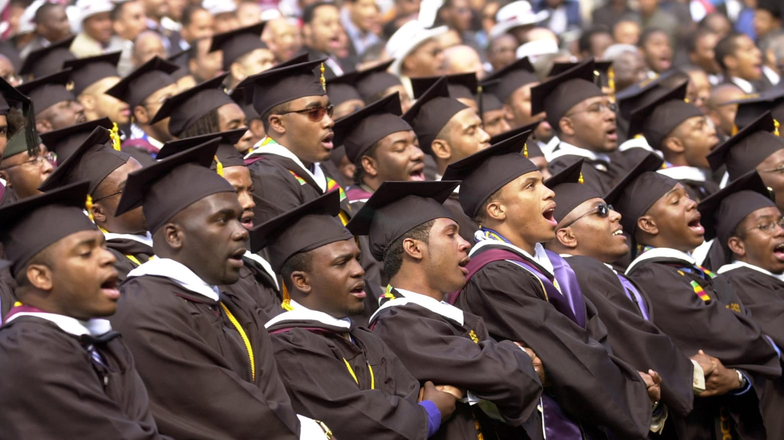 Obama Commencement Address at Morehouse Turns Into Controversy