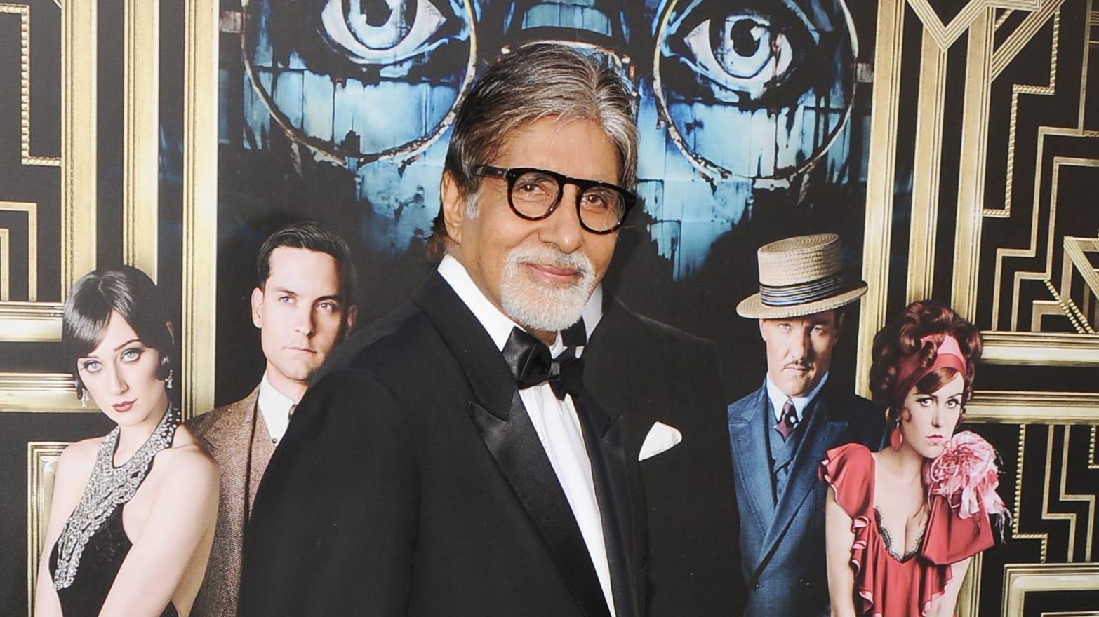 975167a6e0427 Amitabh Bachchan Is  The Great Gatsby s Bollywood Friend