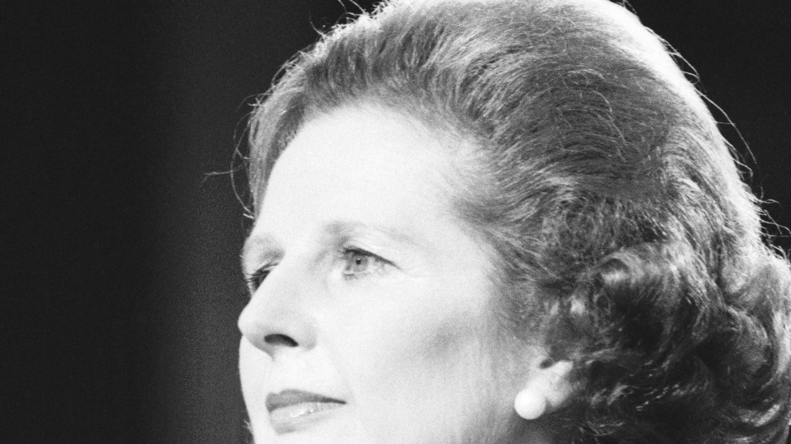 Margaret Thatcher Found Her Voice And Transformed Britain