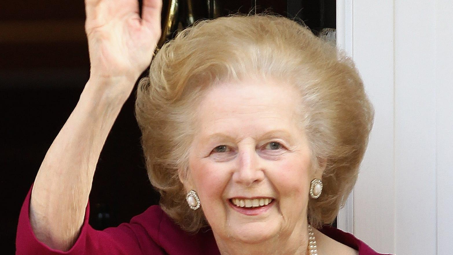 Margaret Thatcher S Hairstyle Craze