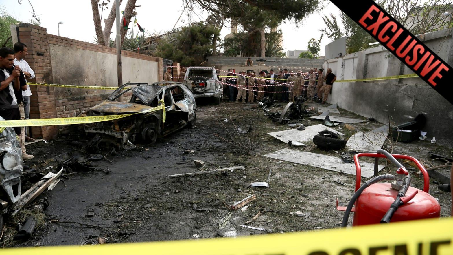 Tripoli on Edge as Fears of Additional Bombings in Libya Escalate