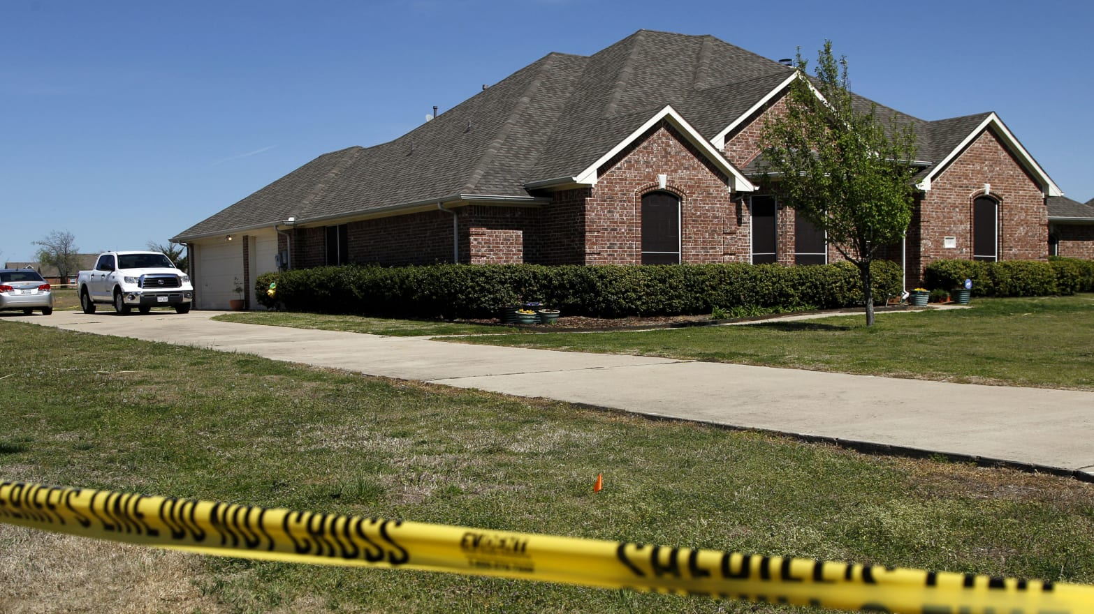 It Wasn't the Aryan Brotherhood, Apparently: Texas Woman