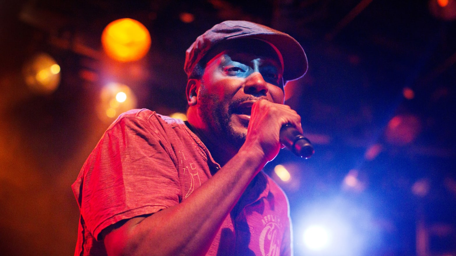 Big Daddy Kane: The Hip-Hop MC on Las Supper, Madonna, Jay-Z, and ...