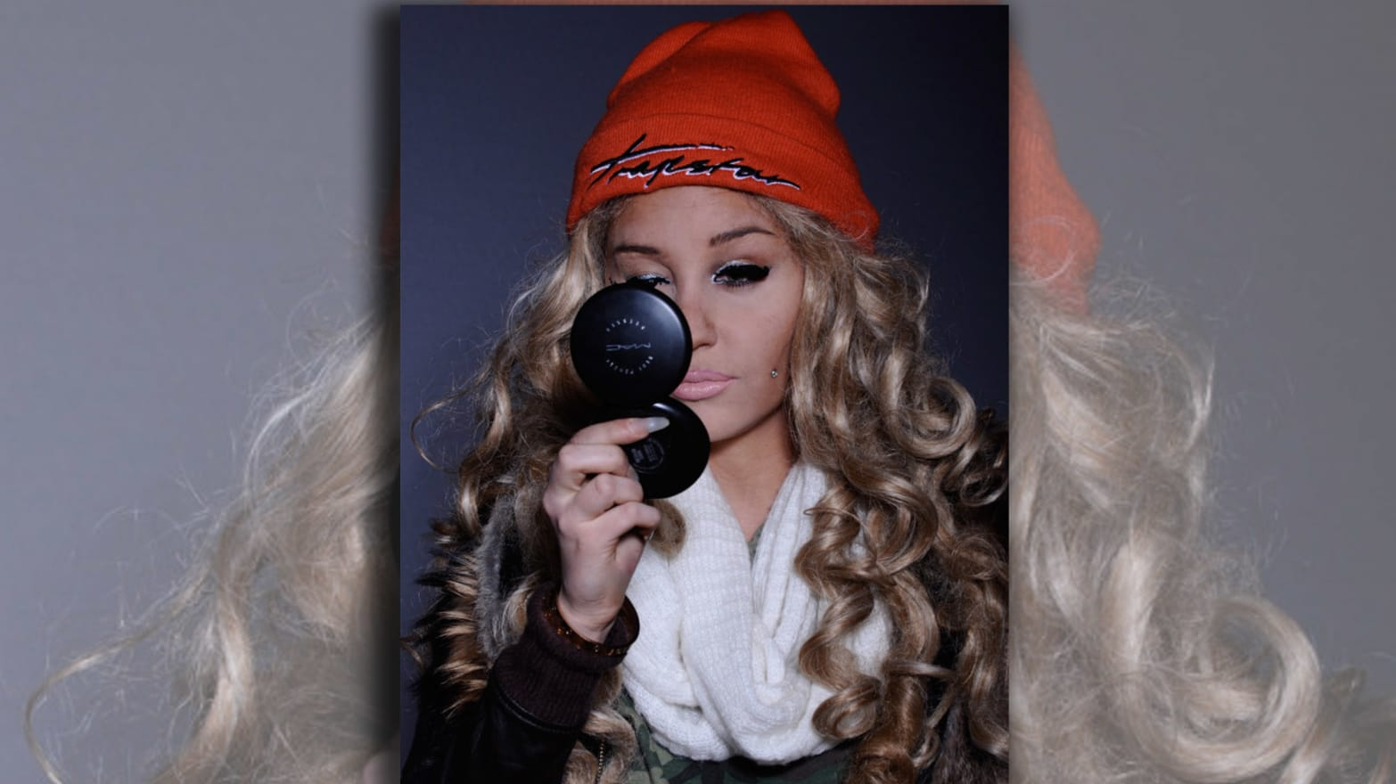 Nude men in boots