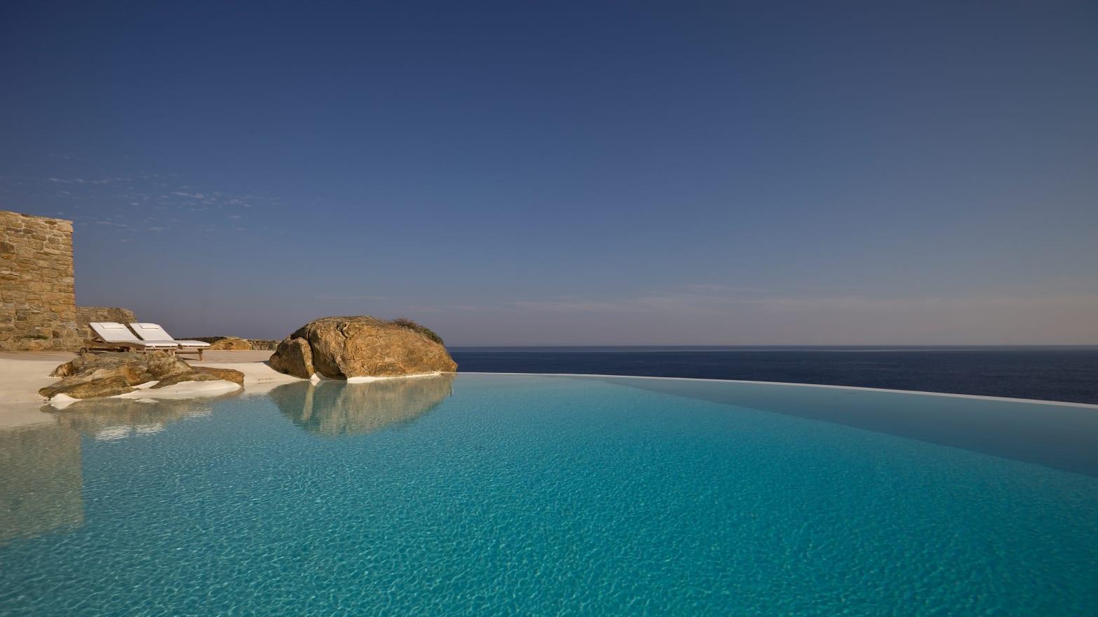 OMG I Want this House: Mykonos (Photos)