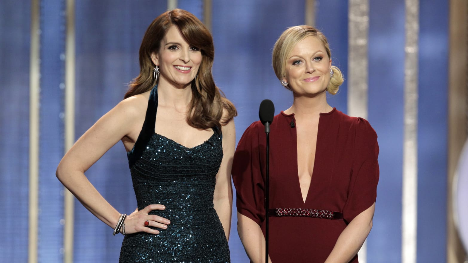 Golden Globes 2013: Amy Poehler, Tina Fey & More Best Moments (VIDEO)