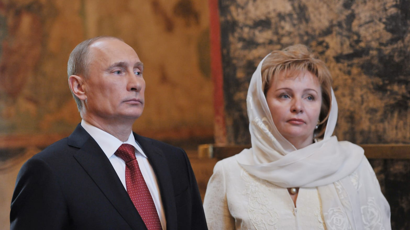 Vladimir Putin's Wife, Lyudmila, Has All but Vanished and ...