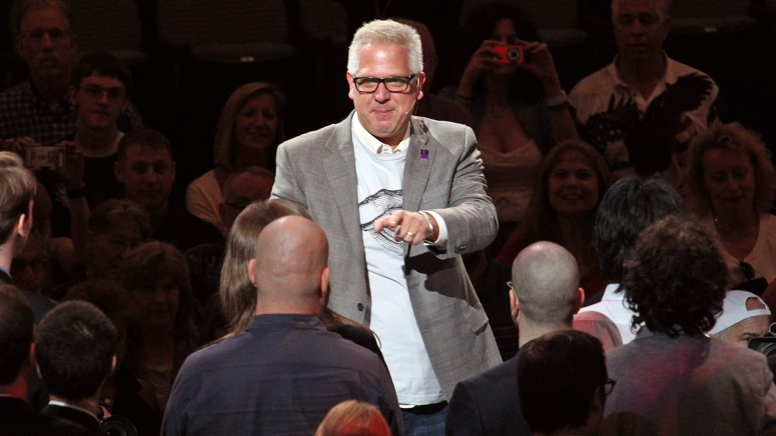 Glenn Beck Attempts A Laughable Makeover As A Libertarian