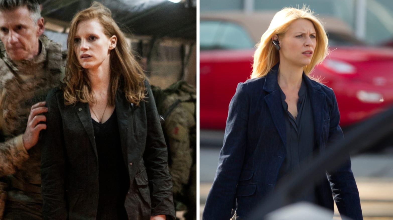 Homeland' and 'Zero Dark Thirty': The Dilemma of the Female Spy