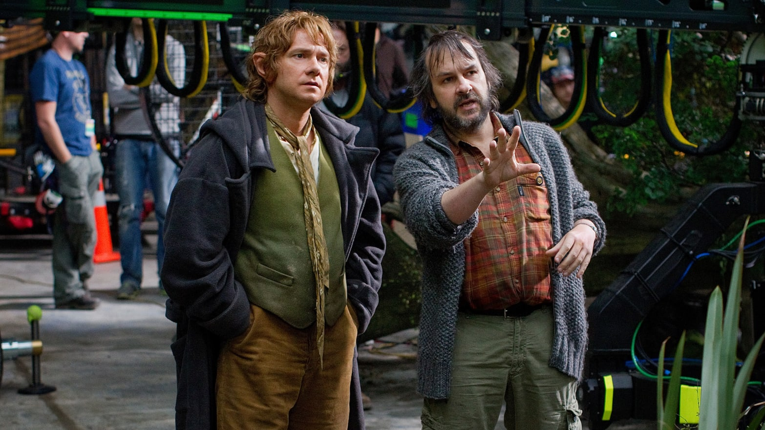 The Curse of 'The Hobbit': Dying Animal, Fires, Actors