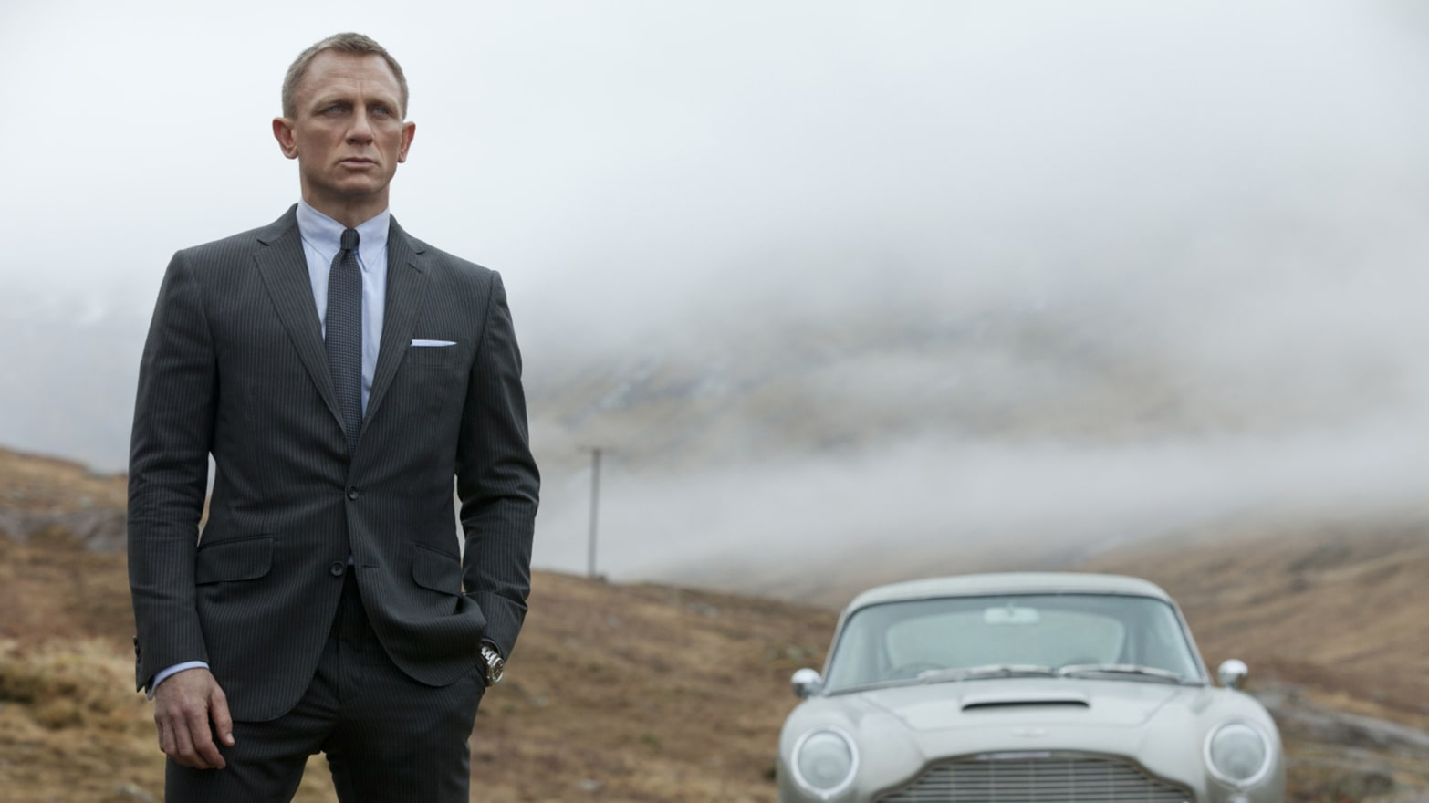 Is 'Skyfall' the Best (And Gayest) James Bond Movie Yet?