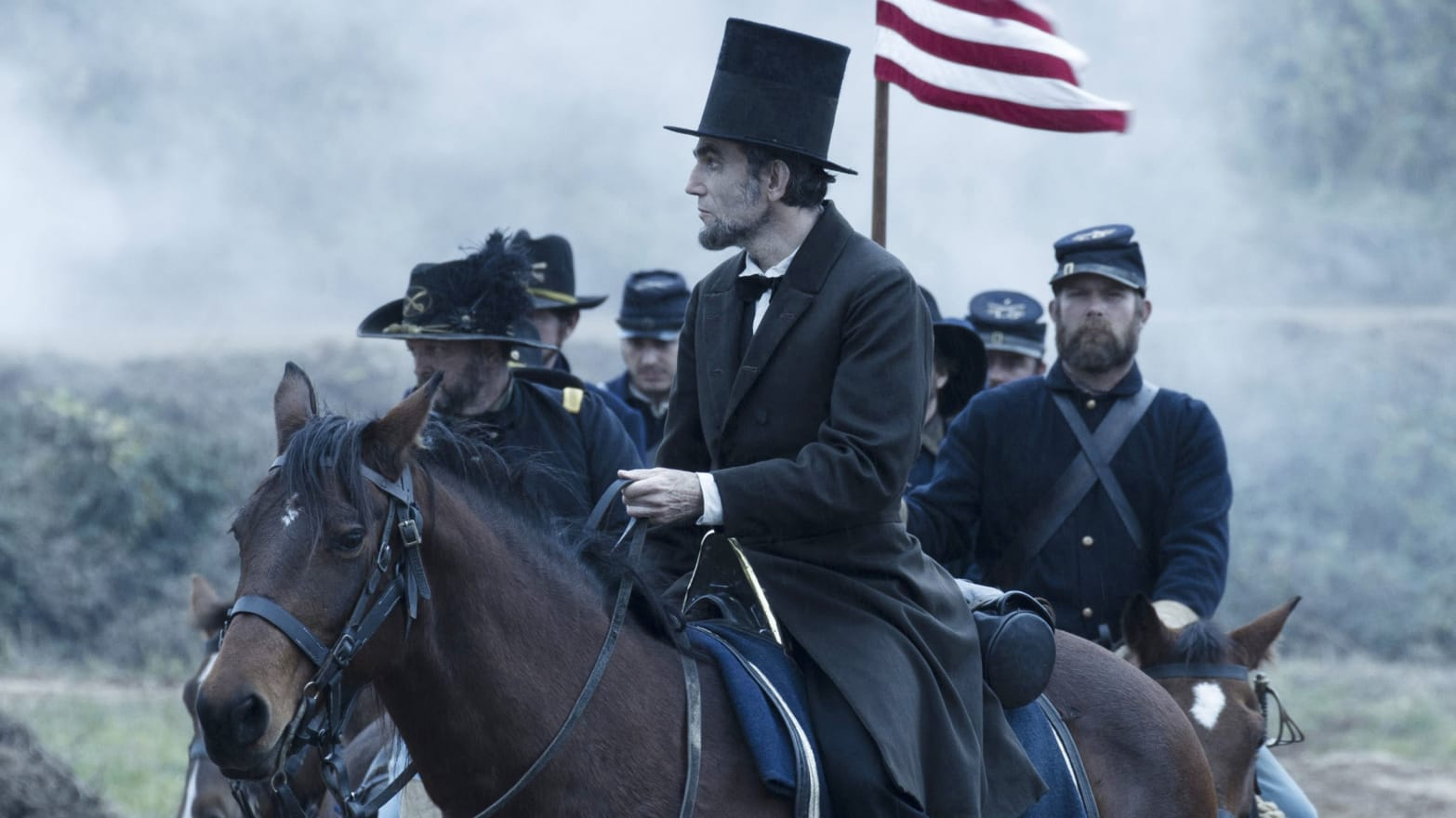 "What's True and False in ""Lincoln"" Movie"
