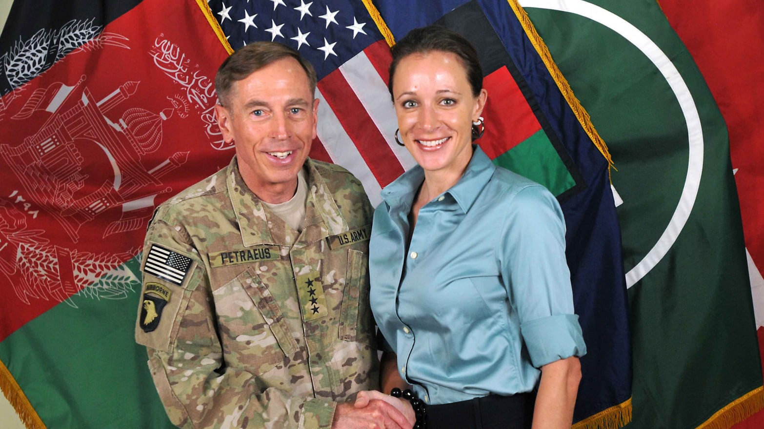 Petraeus Affair Perpetuates Stereotype of Female Journalists