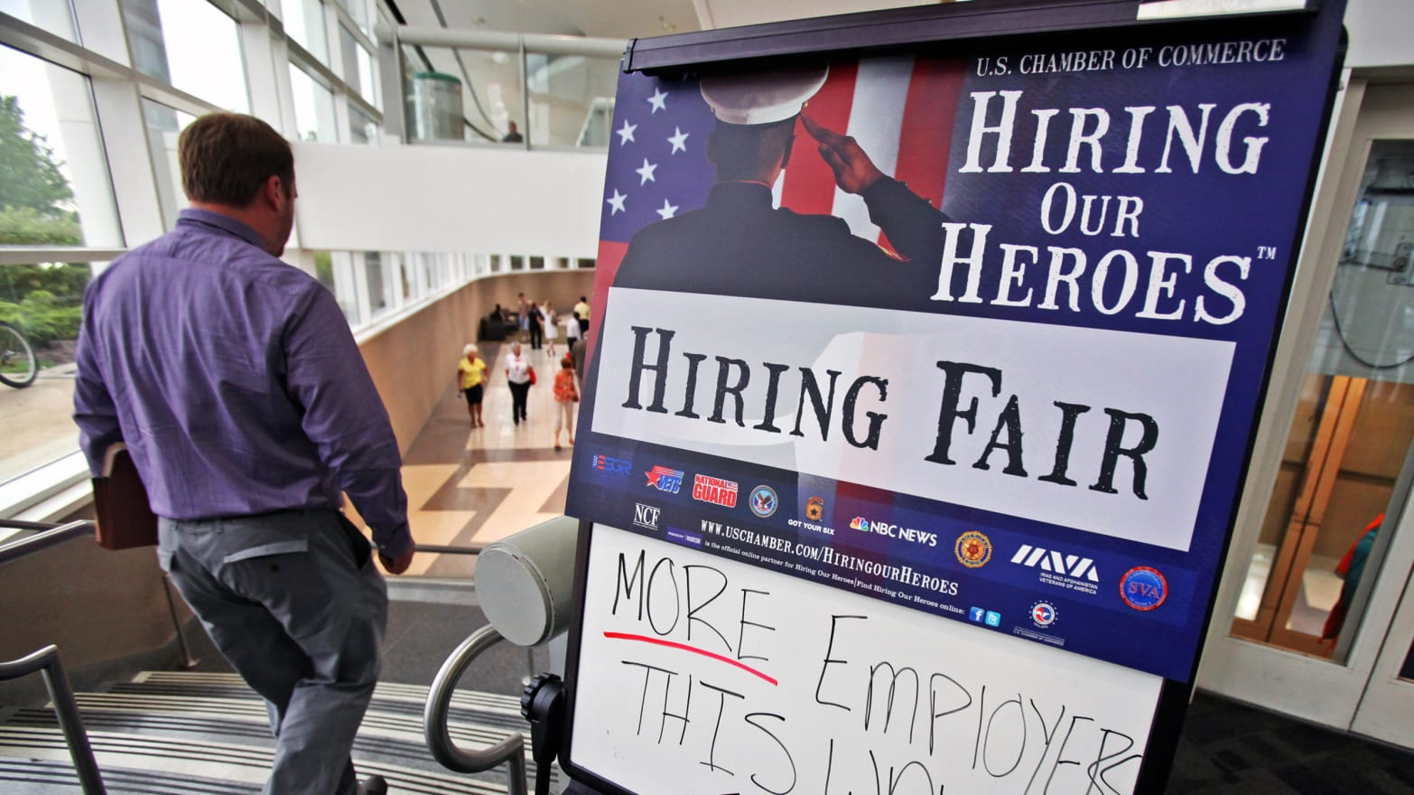 From War to Work: Why and How Companies Should Hire Post-9