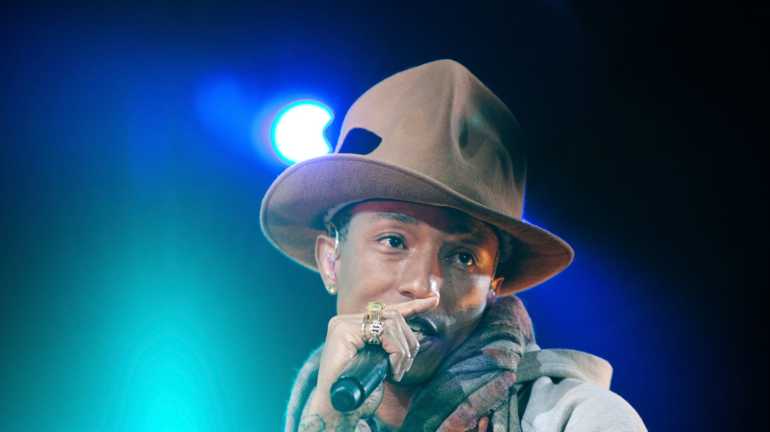 0cb98869705a How Pharrell Williams Finally Made It to the Top