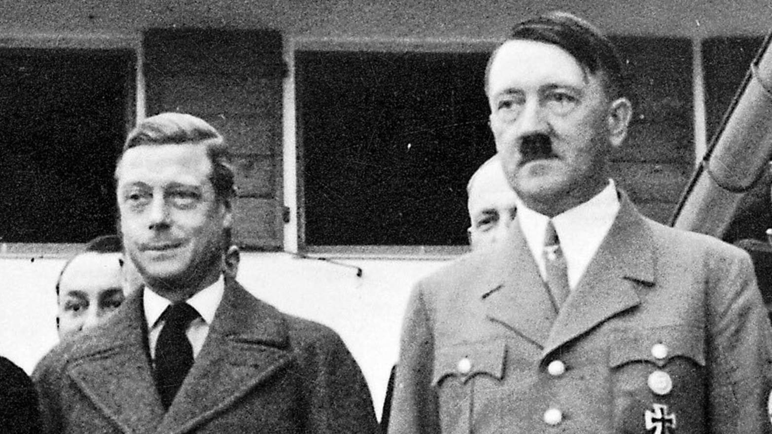 Image result for Mrs Simpson and hitler