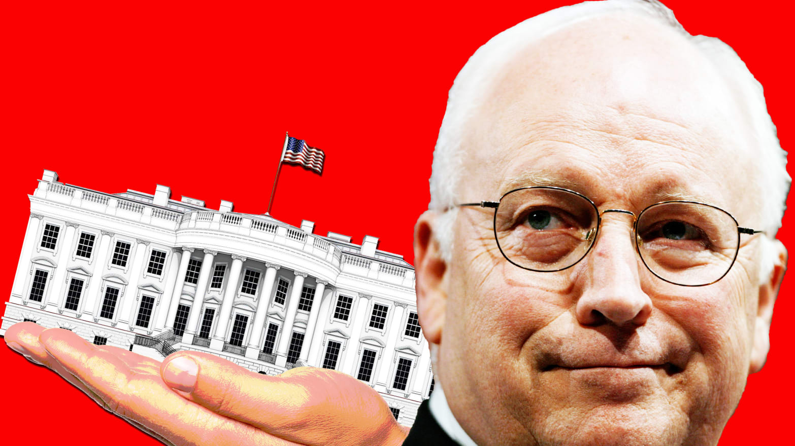 Dick cheney and reagan administration apologise