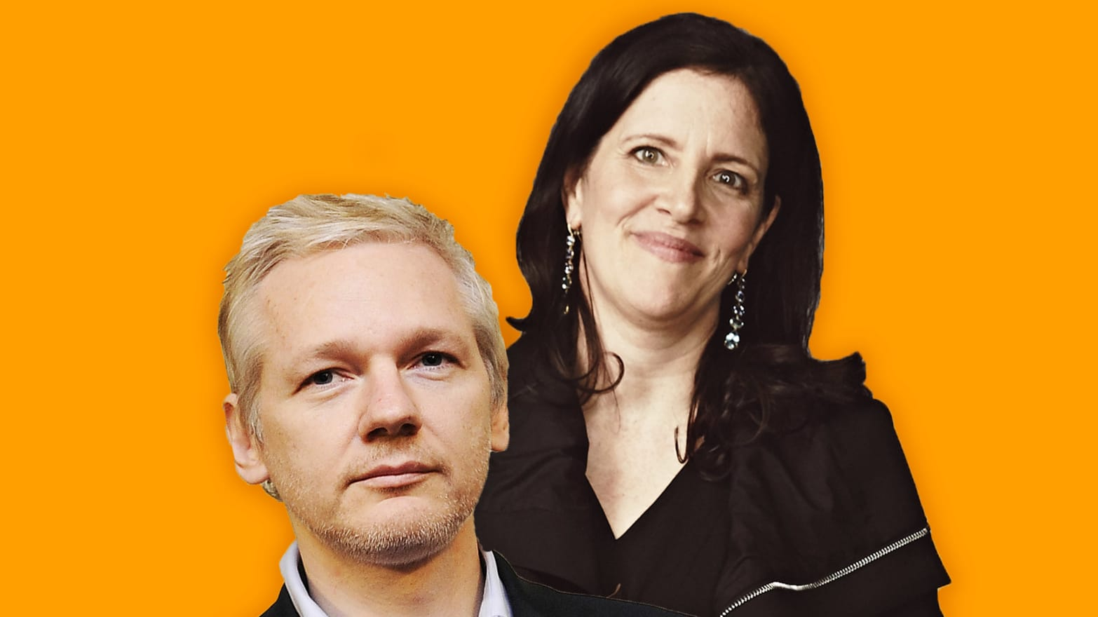 Laura Poitras Does Not Want to Talk About WikiLeaks and Russia