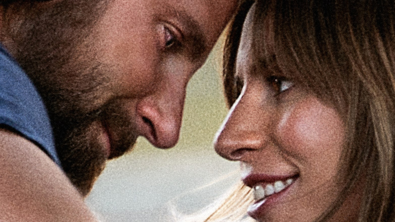 Bradley Cooper's Thing for Lady Gaga's Nose in 'A Star Is Born' Is More  Creepy Than Cute