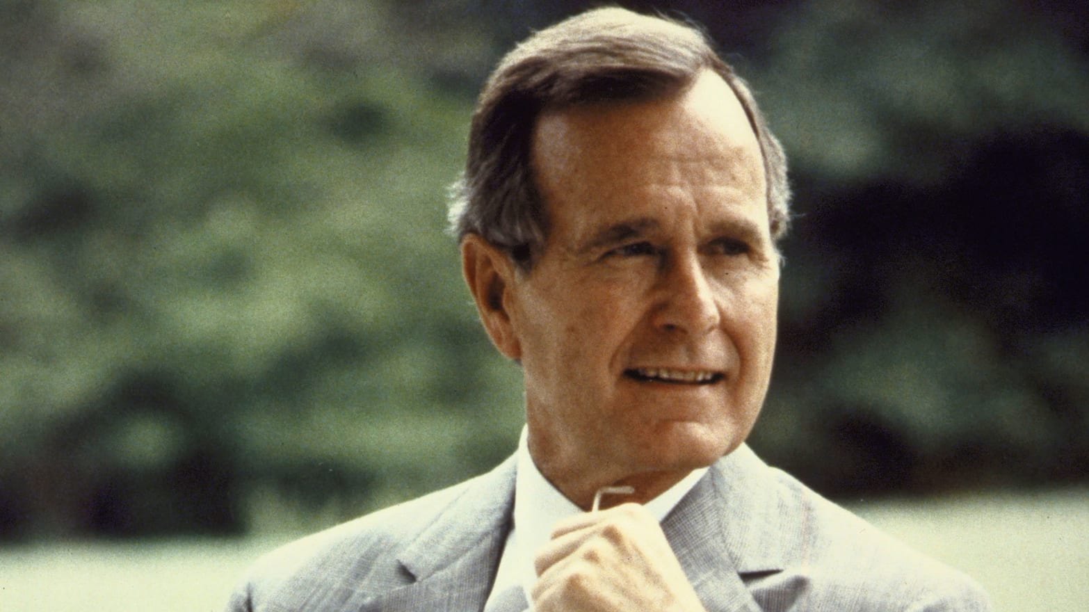George H W Bush President Internationalist War Hero Dead At 94