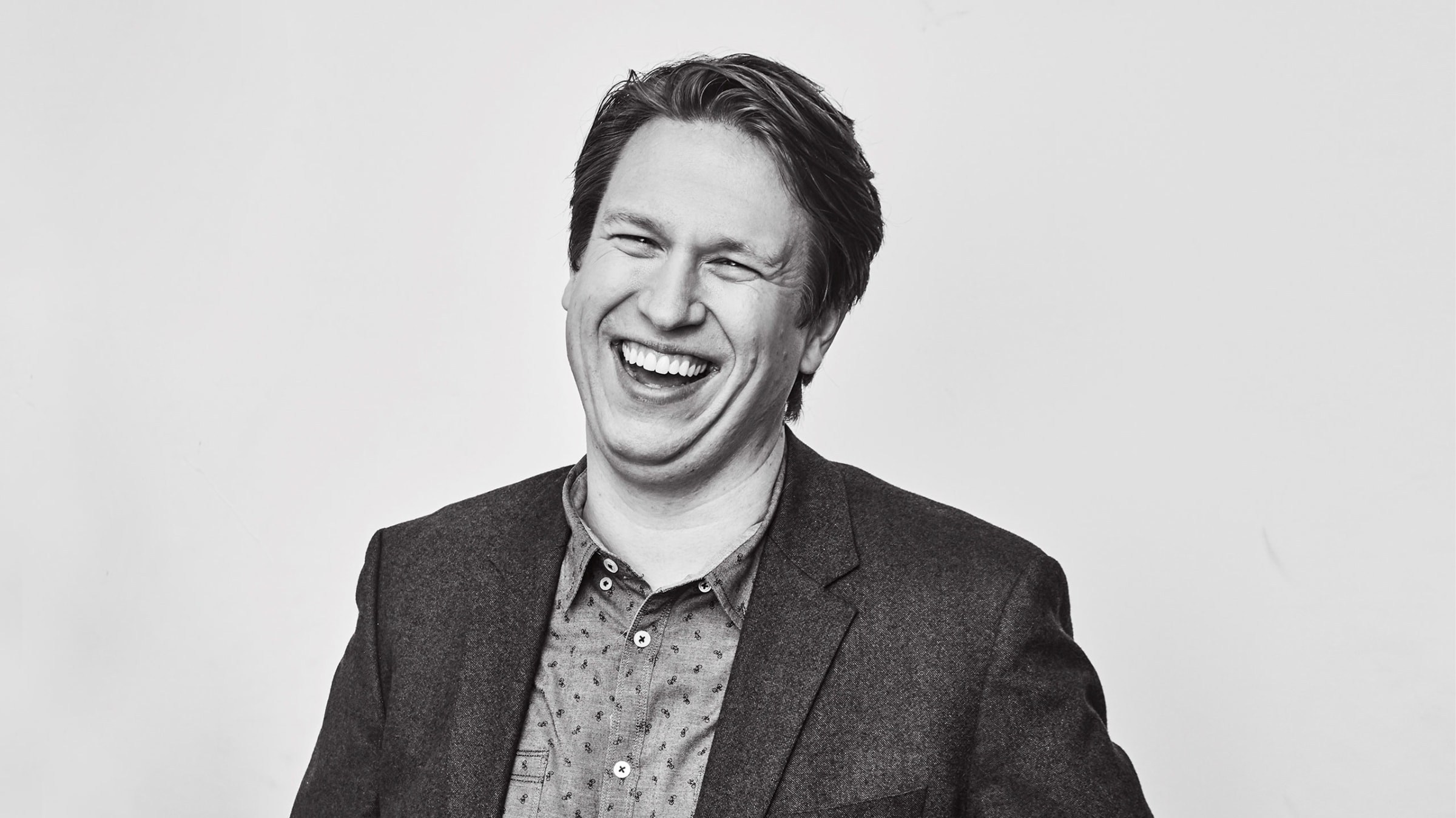 Are We Medicating True Selves Of Boys >> The Tao Of Pete Holmes Hbo S Crashing Creator On Comedy Sex And God