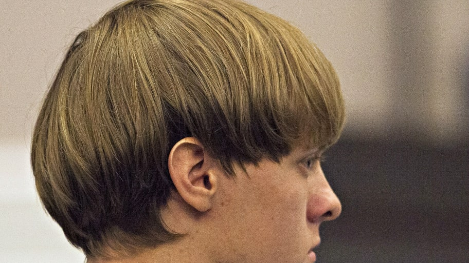 Judge Allows Dylann Roof To Represent Himself