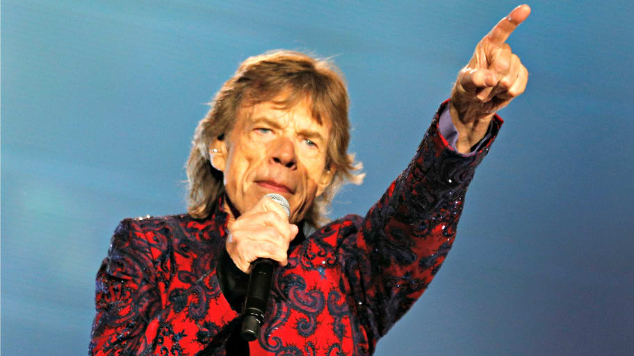 Mick Jagger on Trump Using Stones Songs: I 'Can't Stop' Him