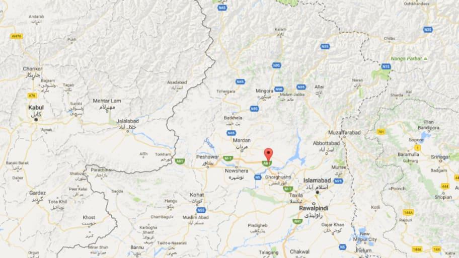 24 Killed in Pakistan Mosque Bombing