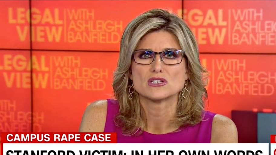 CNN Anchor Reads Rape Victim's Letter On-Air