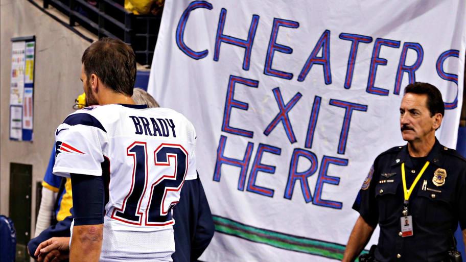 Patriots Fans Sue NFL for Emotional Distress