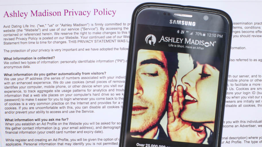 Class-Action Lawsuits Hit Ashley Madison