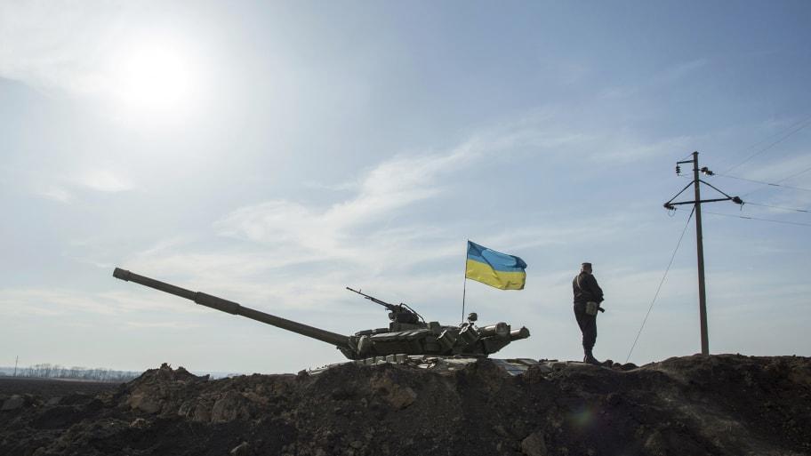 U S  Military Deploying to Ukraine