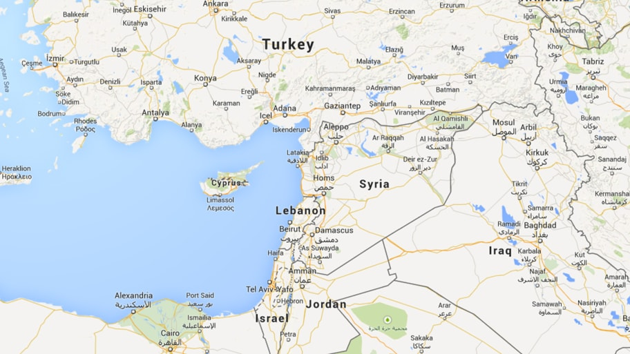 HarperCollins Cuts Israel From Maps