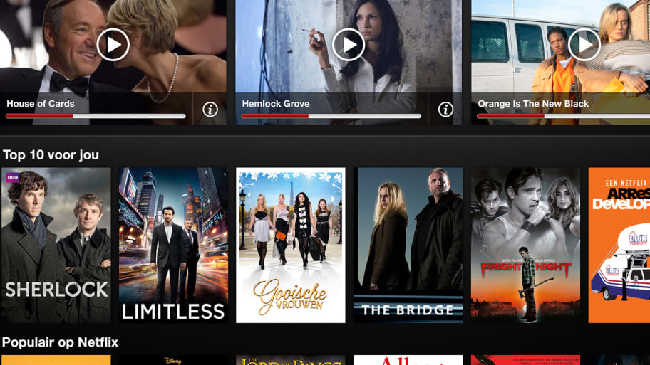 Netflix Test