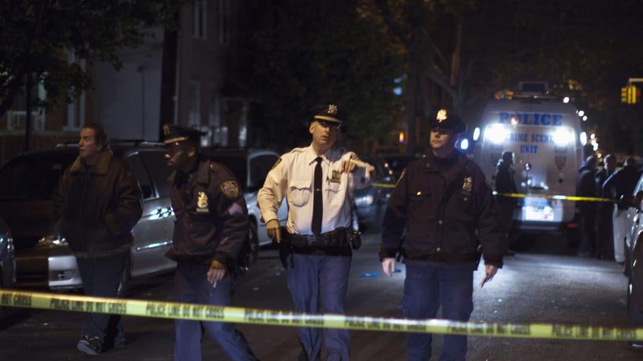 Stripper mom arrested after Brooklyn blaze leaves 2-year