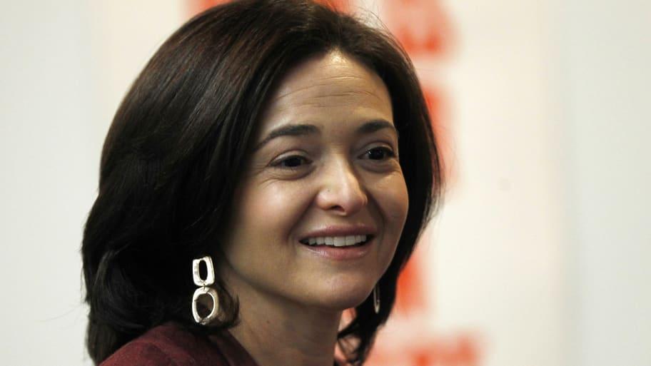 Sheryl Sandberg Forging Female Revolution