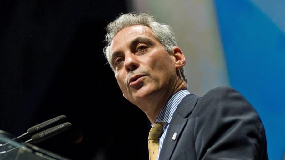 Rahm: Time to Change Gun Laws