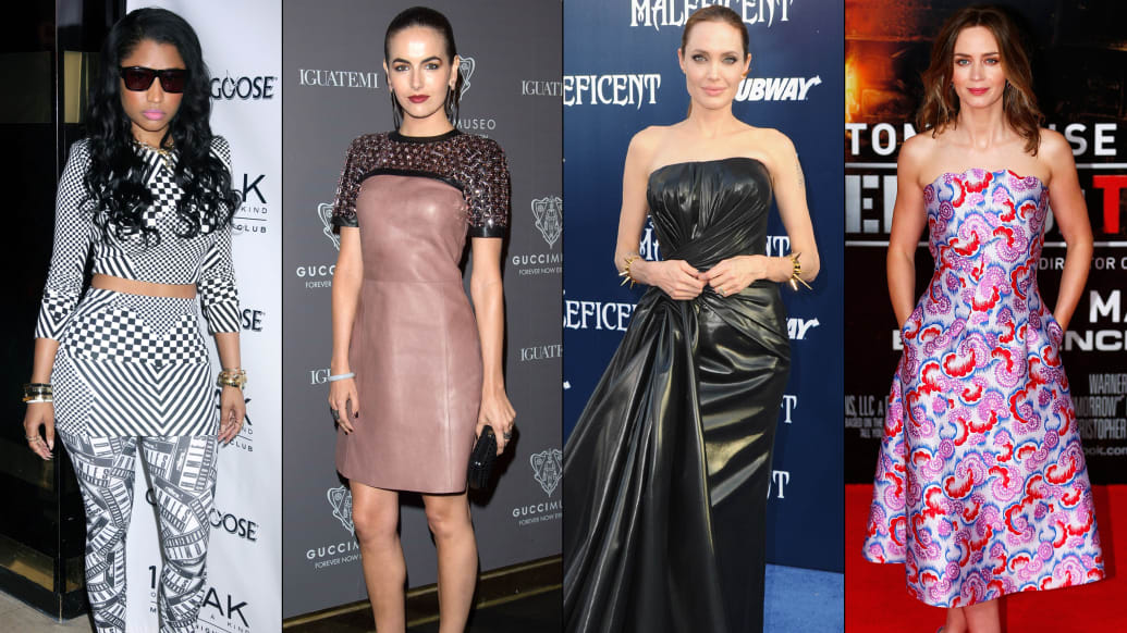 The Best and Worst Dressed of the Week - October 7, 2011
