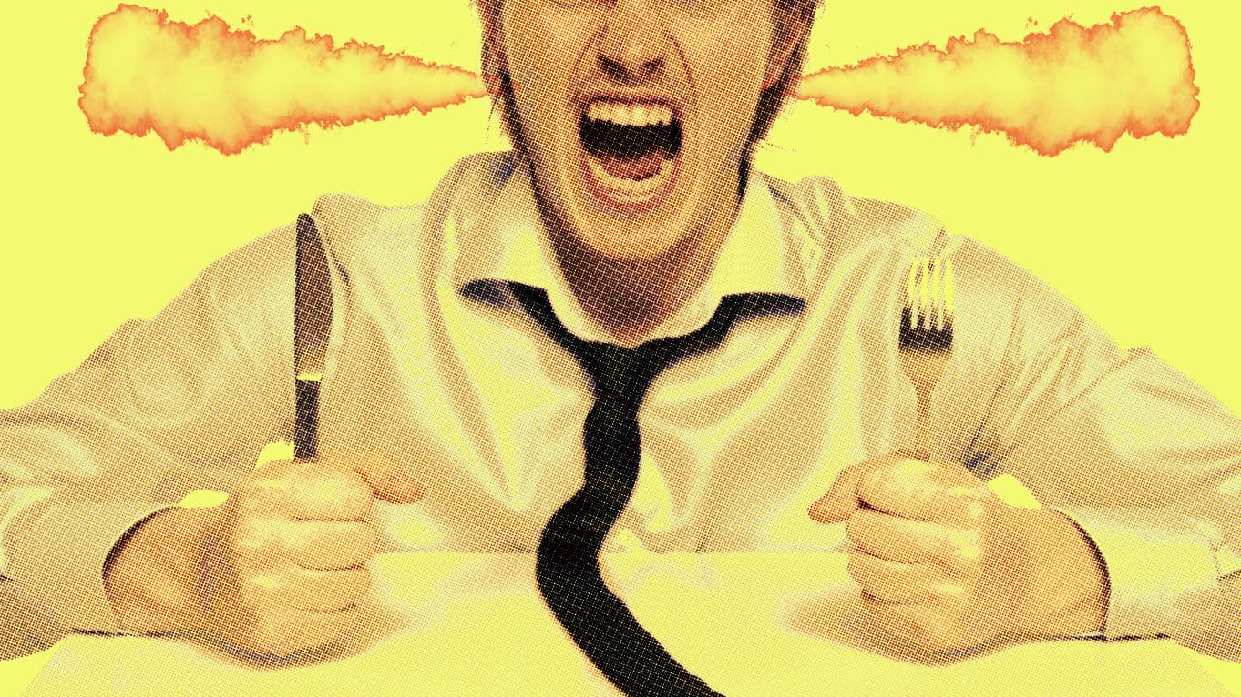 Prečo, keď sme hladní, sme nasr... naštvaní?
