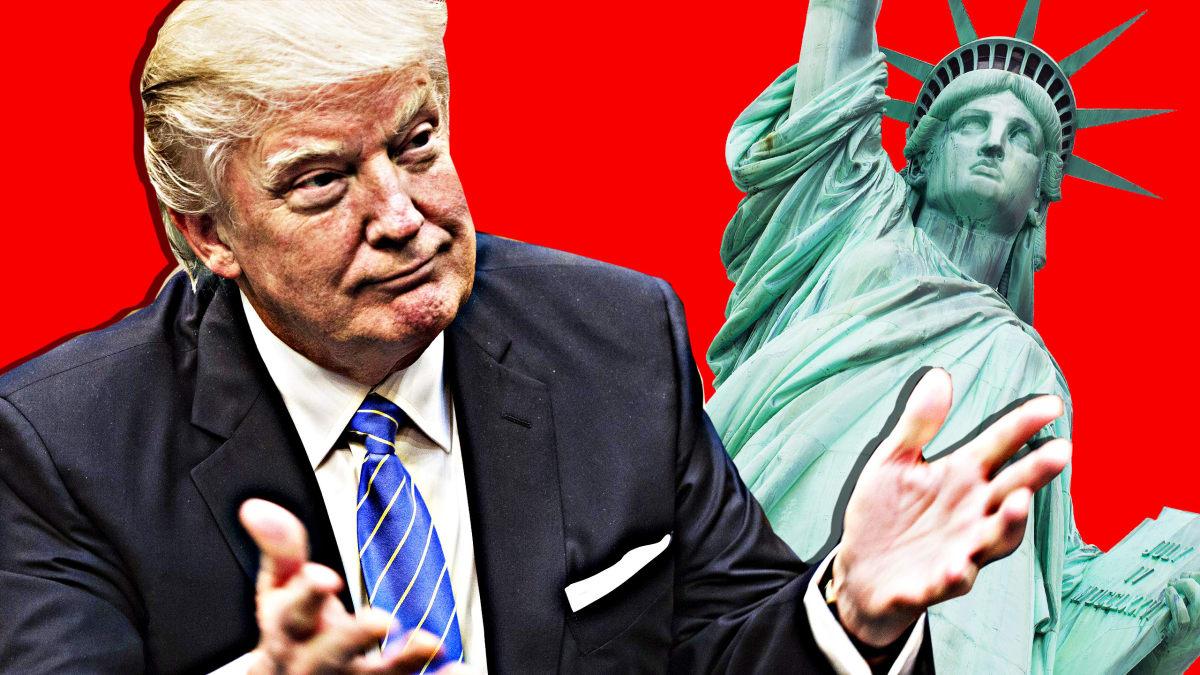 Donald Trump Has Already Broken Promises on Immigration
