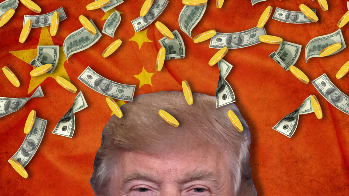 What Happens When Trump's Tirade War With China Becomes a Trade War?