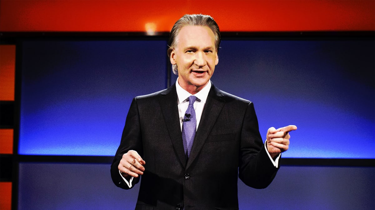 Bill Maher Blasts the Trump-Loving New England Patriots: 'F*ck You and Your Deflated Balls'