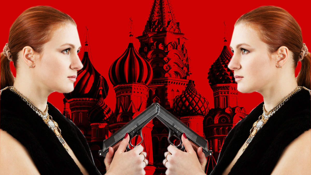 The Kremlin and GOP Have a New Friend—and Boy, Does She Love Guns