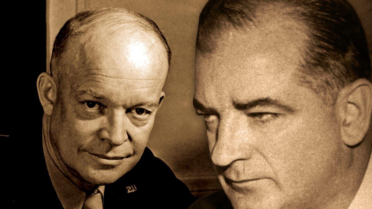 How Eisenhower Triumphed Over Joe McCarthy